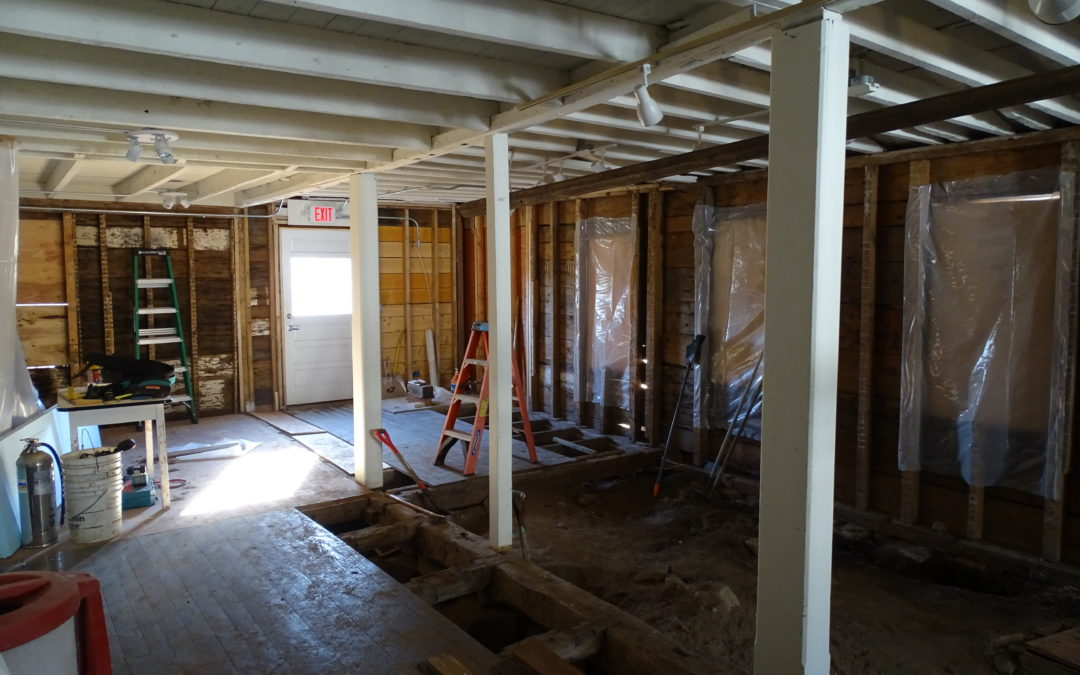 West Gallery Renovations