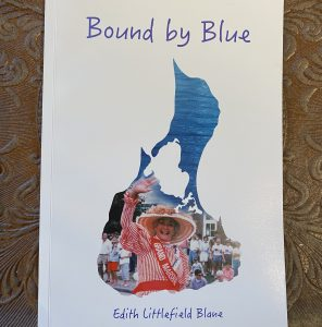 Bound by Blue, by Edith Littlefield Blane