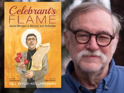 Celebrant's Flame, by Bill Wylie-Kellermann